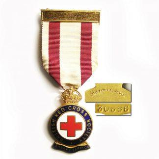Британская медаль медицинского батальона